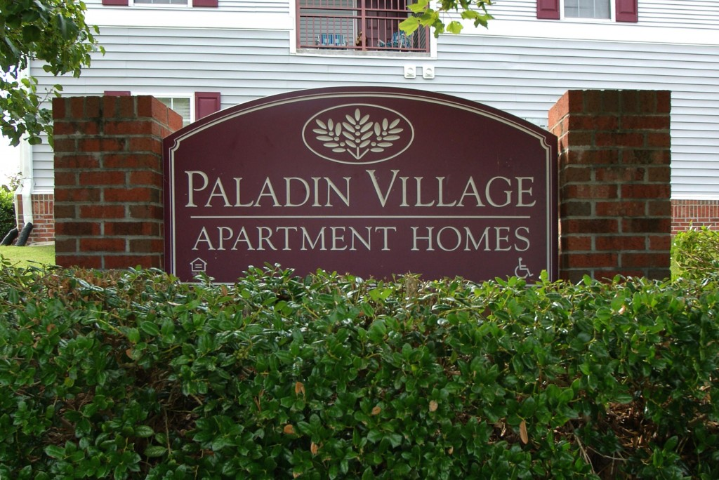 paladin village apartments