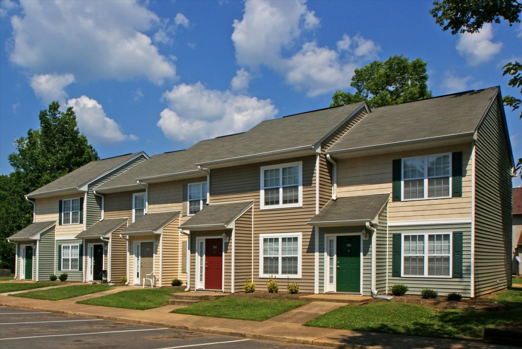 Pittsboro Village Apartments, Phase I